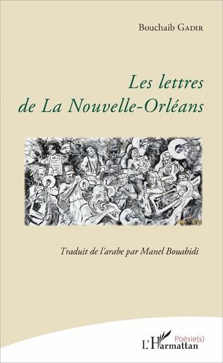 Couverture Les lettres de la Nouvelle-Orléans