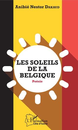 Couverture Les soleils de la Belgique