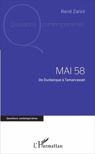 Couverture Mai 58