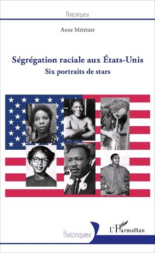 Couverture Ségrégation raciale aux États-Unis