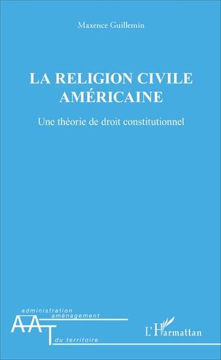 Couverture La religion civile américaine