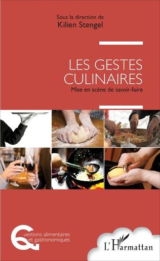 Couverture Les gestes culinaires