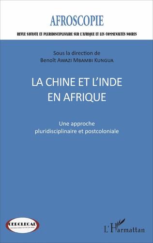 Couverture La Chine et l'Inde en Afrique n°7
