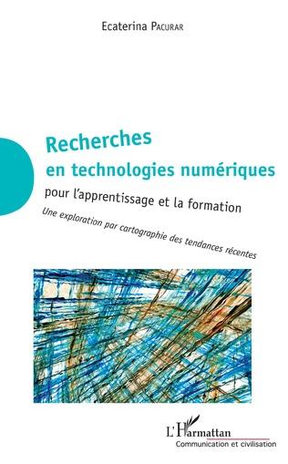 Couverture Recherches en technologies numériques