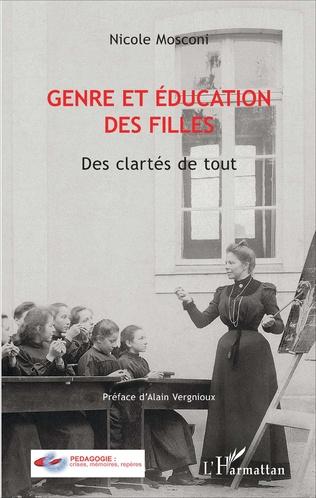 Couverture Genre et éducation des filles