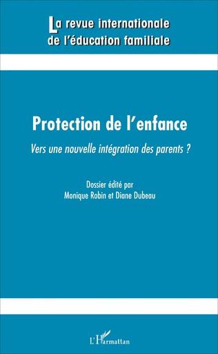 Couverture Protection de l'enfance