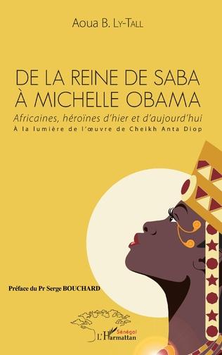 Couverture De la Reine de Saba à Michelle Obama