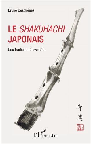 Couverture Le <em>shakuhachi</em> japonais