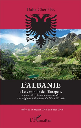 Couverture L'Albanie