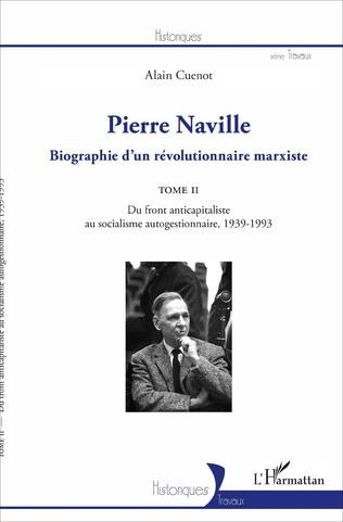 Couverture Pierre Naville