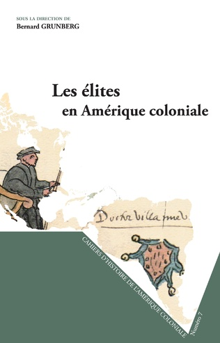 Couverture Les élites en Amérique coloniale