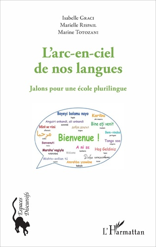 Couverture L'arc-en-ciel de nos langues