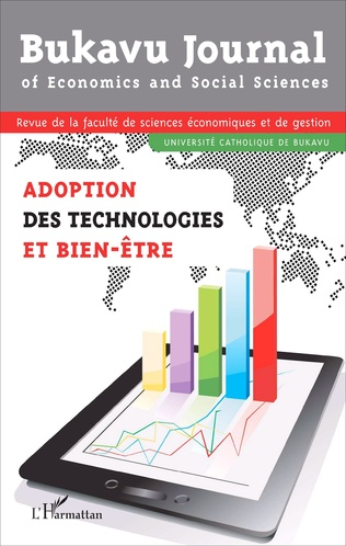 Couverture Adoption des technologies et Bien-Être