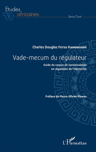 Couverture Vade-mecum du régulateur