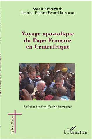Couverture Voyage apostolique du Pape François en Centrafrique