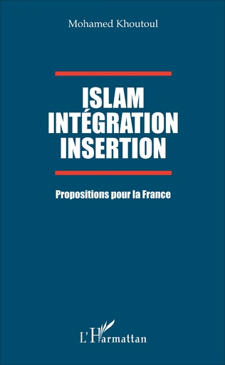 Couverture Islam Intégration Insertion
