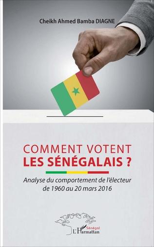 Couverture Comment votent les Sénégalais ?