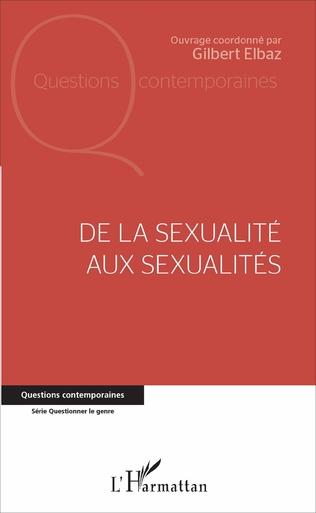 Couverture De la sexualité aux sexualités