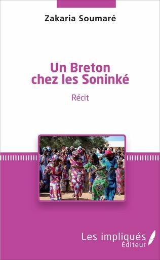 Couverture Un breton chez les Soninké