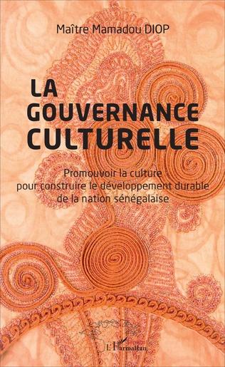 Couverture La Gouvernance culturelle