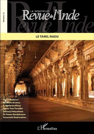 Couverture Le Tamil Nadu