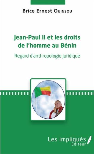 Couverture Jean-Paul II et les droits de l'homme au Bénin