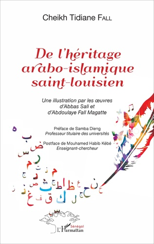 Couverture De l'héritage arabo-islamique saint-louisien