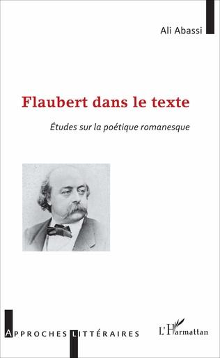 Couverture Flaubert dans le texte