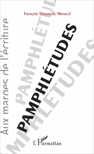 Couverture Pamphlétudes