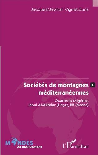 Couverture Sociétés de montagnes méditerranéennes