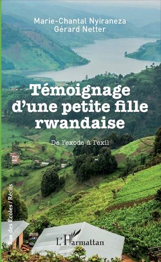 Couverture Témoignage d'une petite fille rwandaise