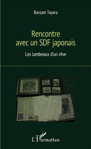 Couverture Rencontre avec un SDF japonais