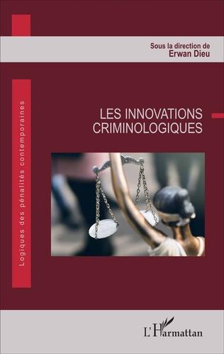 Couverture Les innovations criminologiques