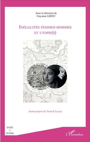 Couverture Inégalités femmes-hommes et utopie(s)
