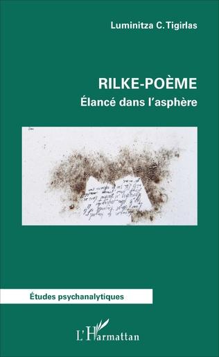 Couverture Rilke-poème