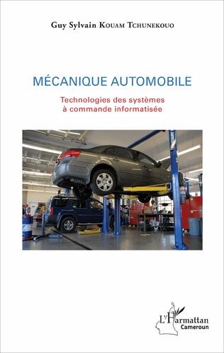 Couverture Mécanique automobile