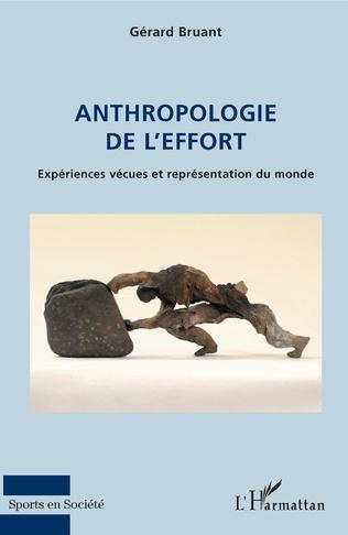 Couverture Anthropologie de l'effort