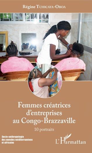 Couverture Femmes créatrices d'entreprises au Congo-Brazzaville