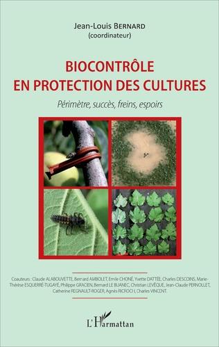 Couverture Biocontrôle en protection des cultures