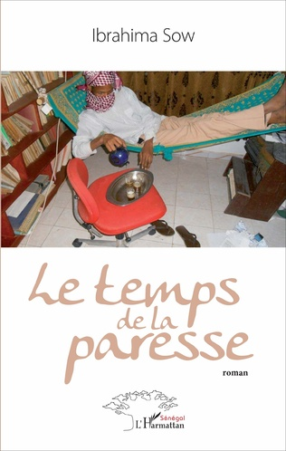 Couverture Le temps de la paresse