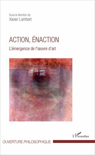 Couverture Action, énaction