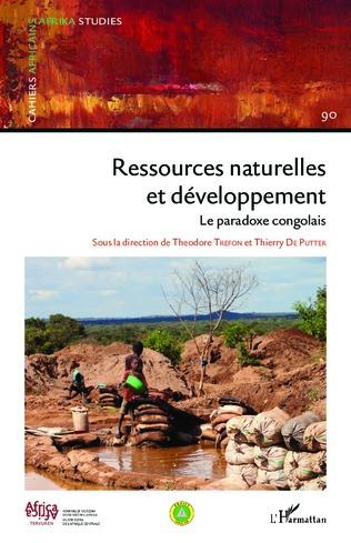Couverture Ressources naturelles et développement
