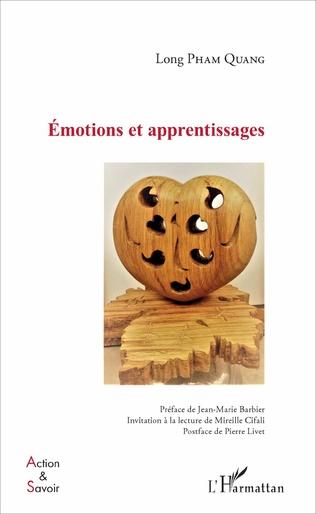 Couverture Émotions et apprentissages