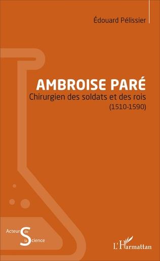 Couverture Ambroise Paré