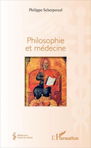 Couverture Philosophie et médecine