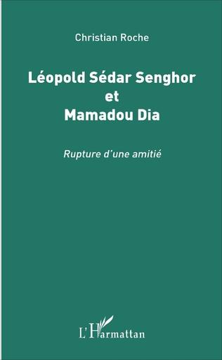 Couverture Léopold Sédar Senghor et Mamadou Dia