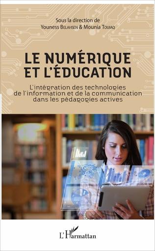 Couverture Le numérique et l'éducation
