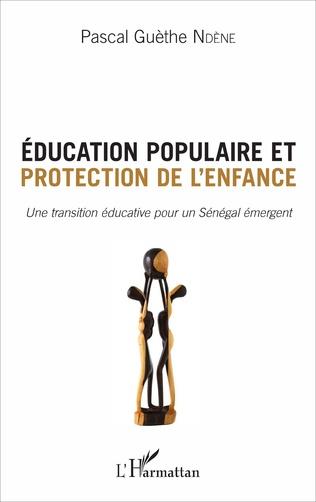 Couverture Éducation populaire et protection de l'enfance