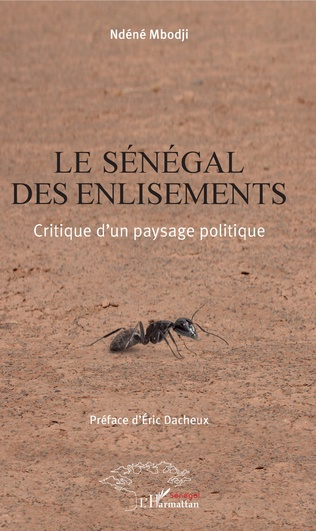 Couverture Le Sénégal des enlisements