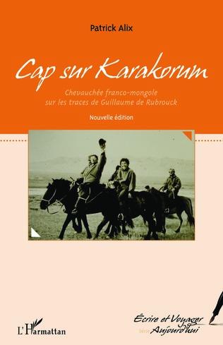 Couverture Cap sur Karakorum (nouvelle édition)